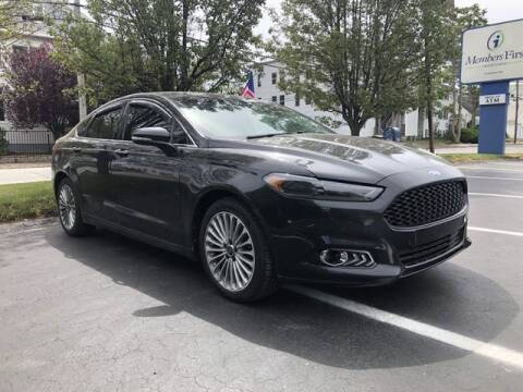 2014 Ford Fusion for sale at Ataboys Auto Sales in Manchester NH