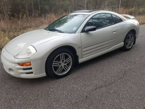 2003 Mitsubishi Eclipse for sale at J & J Auto Brokers in Slidell LA