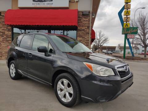 2015 Subaru Forester for sale at 719 Automotive Group in Colorado Springs CO