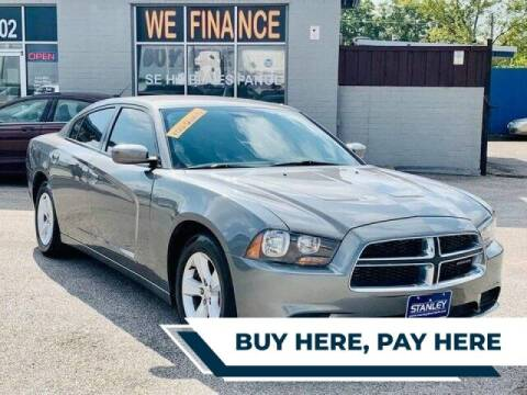 2012 Dodge Charger for sale at Stanley Automotive Finance Enterprise - STANLEY DIRECT AUTO in Mesquite TX