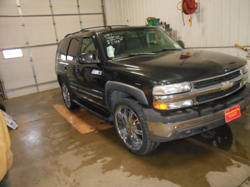 2005 Chevrolet Tahoe for sale at Grey Goose Motors in Pierre SD