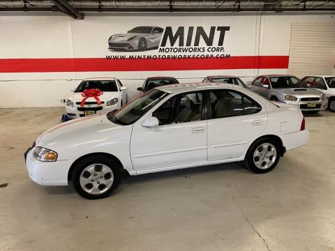 2004 Nissan Sentra for sale at MINT MOTORWORKS in Addison IL