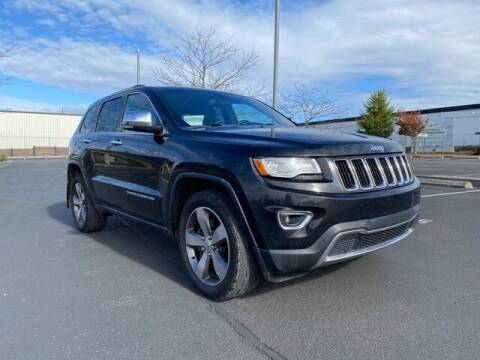 2015 Jeep Grand Cherokee for sale at Sunset Auto Wholesale in Tacoma WA