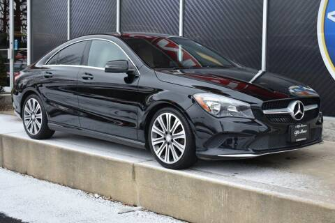 2017 Mercedes-Benz CLA for sale at Alfa Romeo & Fiat of Strongsville in Strongsville OH