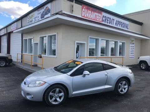 2006 Mitsubishi Eclipse for sale at Suarez Auto Sales in Port Huron MI