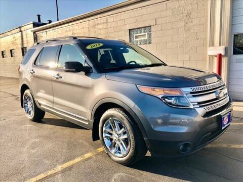 2014 Ford Explorer for sale at Richardson Sales & Service in Highland IN