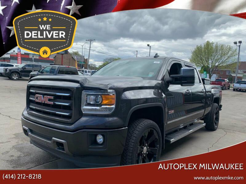 2015 GMC Sierra 1500 for sale at Autoplex 2 in Milwaukee WI