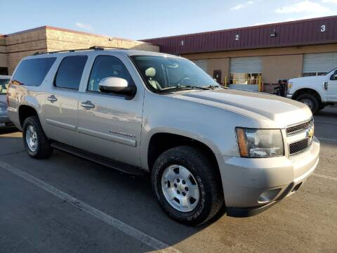 2008 Chevrolet Suburban for sale at Affordable 4 All Auto Sales in Elk River MN