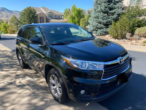 2015 Toyota Highlander for sale at 303 Cars in Newfield NJ