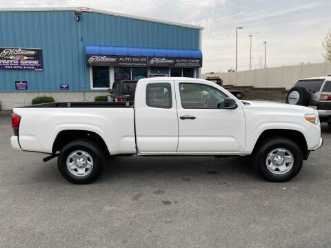 2018 Toyota Tacoma for sale at Platinum Auto in Abington MA