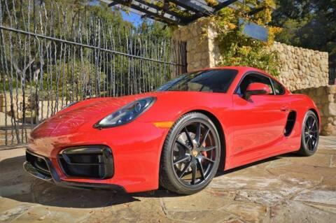 2015 Porsche Cayman for sale at Milpas Motors in Santa Barbara CA