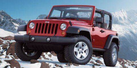 2007 Jeep Wrangler for sale at Mike Murphy Ford in Morton IL