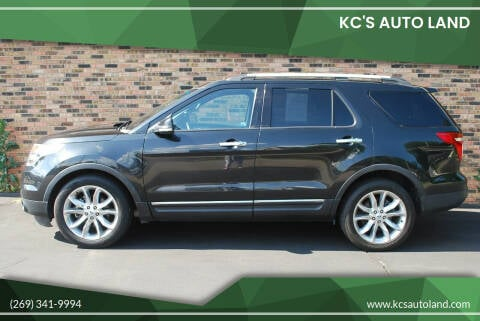 2012 Ford Explorer for sale at KC'S Auto Land in Kalamazoo MI