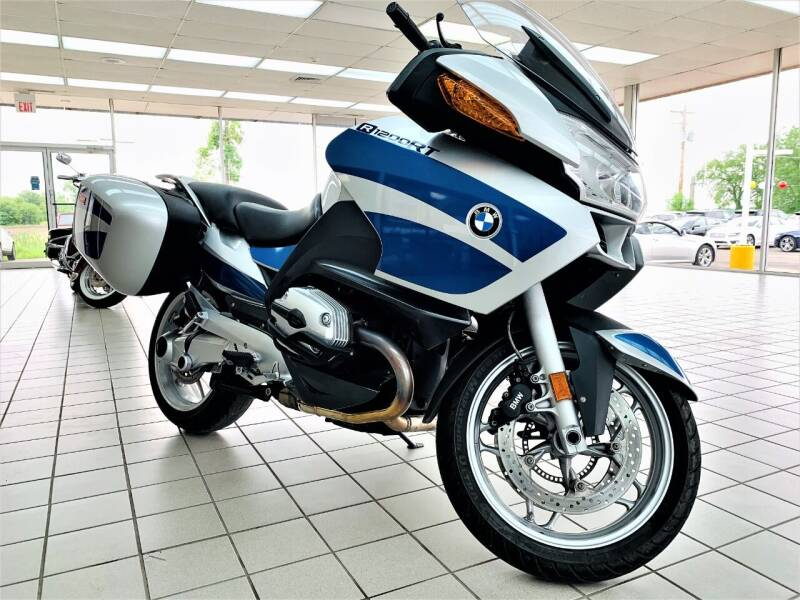 2007 BMW R1200RT for sale at SAINT CHARLES MOTORCARS in Saint Charles IL