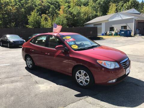 2010 Hyundai Elantra for sale at 44 Auto Mall in Smithfield RI