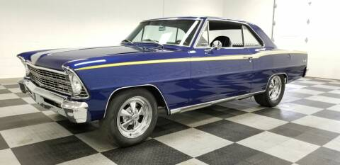 1967 Chevrolet Nova for sale at 920 Automotive in Watertown WI