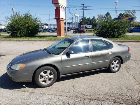 2002 Ford Taurus for sale at REM Motors in Columbus OH