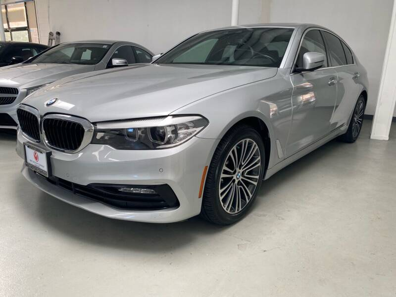 2018 BMW 5 Series for sale at Mag Motor Company in Walnut Creek CA