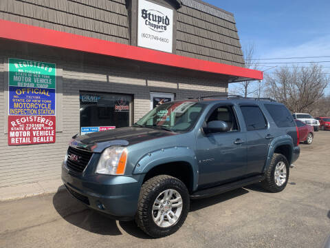 2009 GMC Yukon for sale at Townline Motors in Cortland NY
