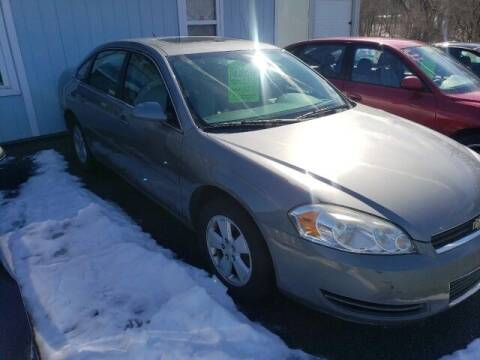 2006 Chevrolet Impala for sale at The Back Lot in Lebanon PA