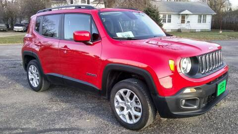 2017 Jeep Renegade for sale at Unzen Motors in Milbank SD