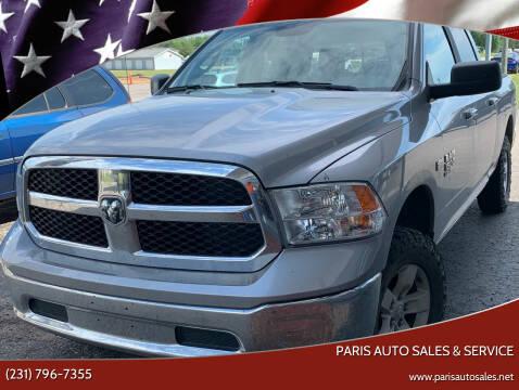 2019 RAM Ram Pickup 1500 Classic for sale at Paris Auto Sales & Service in Big Rapids MI