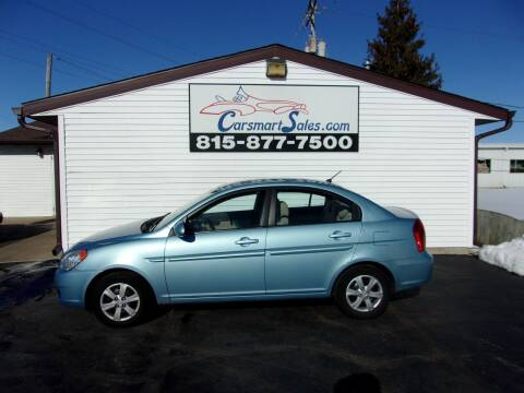 2009 Hyundai Accent for sale at CARSMART SALES INC in Loves Park IL