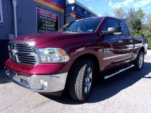 2017 RAM Ram Pickup 1500 for sale at Allen's Pre-Owned Autos in Pennsboro WV