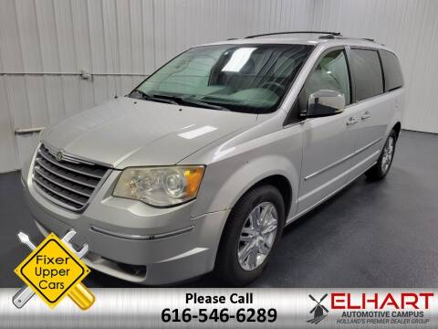 2008 Chrysler Town and Country for sale at Elhart Automotive Campus in Holland MI