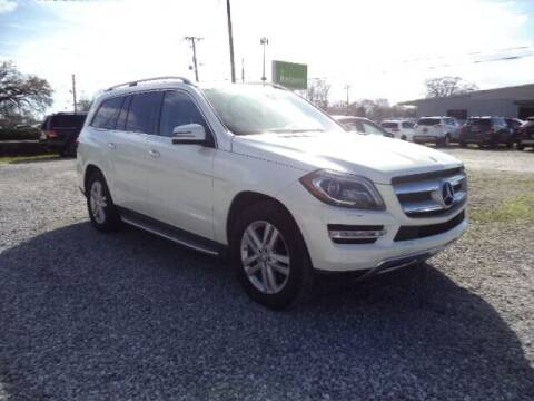 2013 Mercedes-Benz GL-Class for sale at PICAYUNE AUTO SALES in Picayune MS