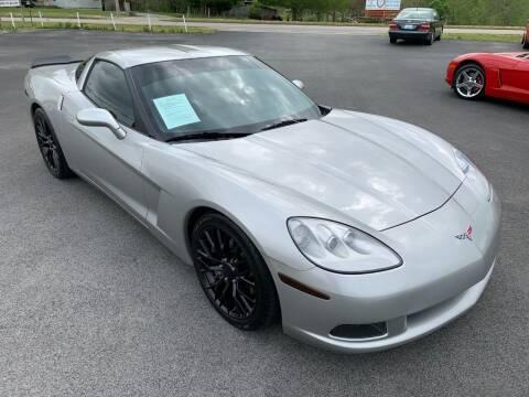 2008 Chevrolet Corvette for sale at Hillside Motors in Jamestown KY