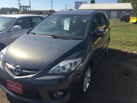 2008 Mazda MAZDA5 for sale at BARNES AUTO SALES in Mandan ND