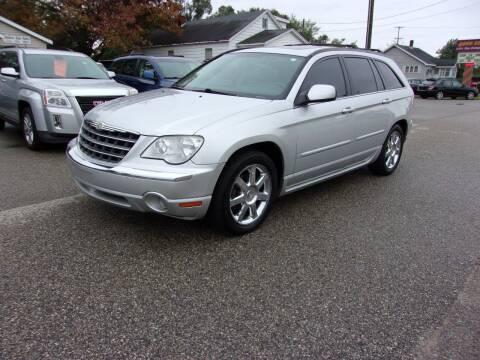 2008 Chrysler Pacifica for sale at Jenison Auto Sales in Jenison MI