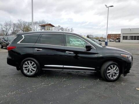 2015 Infiniti QX60 for sale at Hawk Chevrolet of Bridgeview in Bridgeview IL