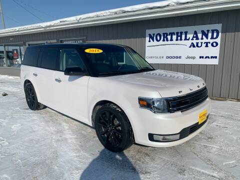 2018 Ford Flex for sale at Northland Auto in Humboldt IA
