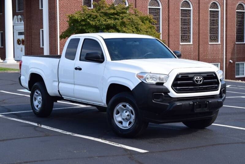 2016 Toyota Tacoma for sale at U S AUTO NETWORK in Knoxville TN