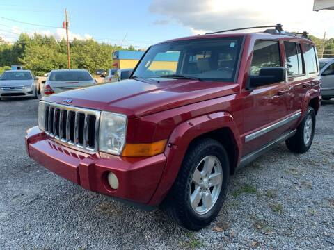 2006 Jeep Commander for sale at ATLANTA AUTO WAY in Duluth GA