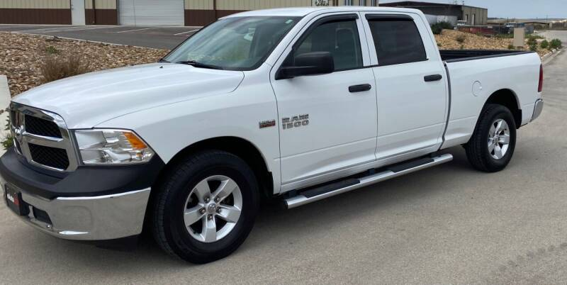 2014 RAM Ram Pickup 1500 for sale at eAuto USA in New Braunfels TX