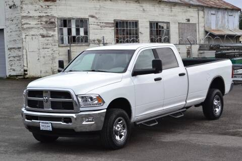 2011 RAM Ram Pickup 3500 for sale at Skyline Motors Auto Sales in Tacoma WA