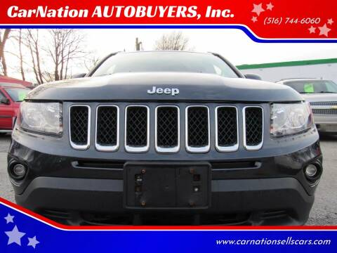 2014 Jeep Compass for sale at CarNation AUTOBUYERS Inc. in Rockville Centre NY
