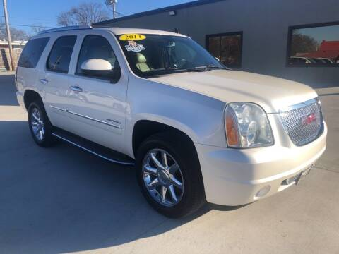 2014 GMC Yukon for sale at Tigerland Motors in Sedalia MO
