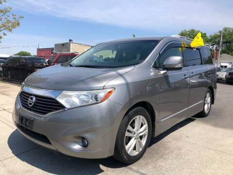 2012 Nissan Quest for sale at Crestwood Auto Center in Richmond VA