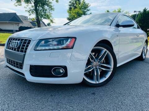 2012 Audi S5 for sale at Classic Luxury Motors in Buford GA