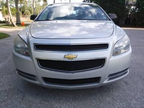 2009 Chevrolet Malibu for sale at Seven Mile Motors, Inc. in Naples FL