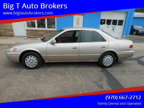 1999 Toyota Camry for sale at Big T Auto Brokers in Loveland CO