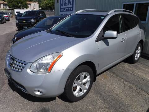 2009 Nissan Rogue for sale at J & K Auto - J and K in Saint Bonifacius MN