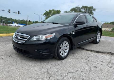 2010 Ford Taurus for sale at InstaCar LLC in Independence MO