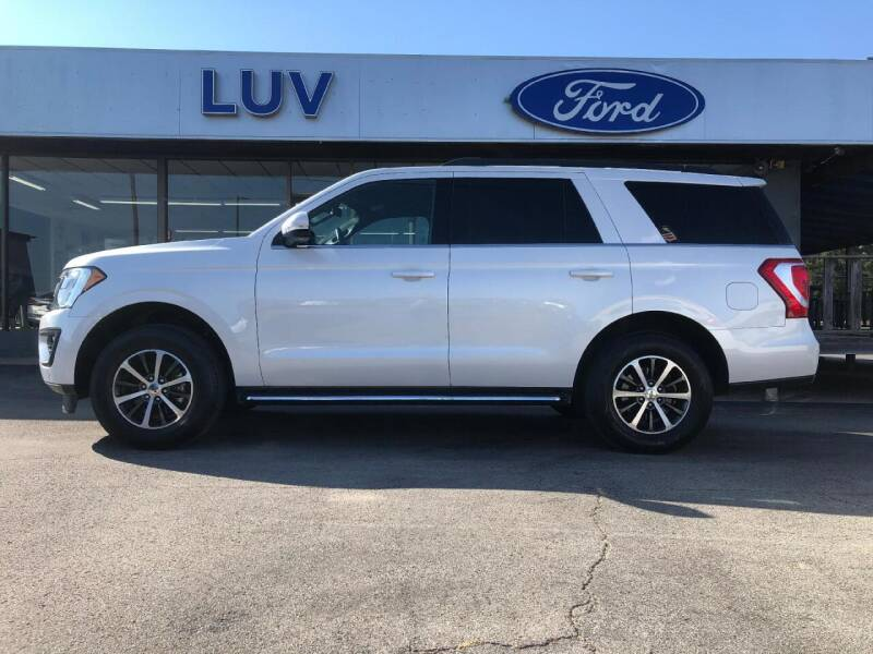 2018 Ford Expedition for sale at Luv Motor Company in Roland OK