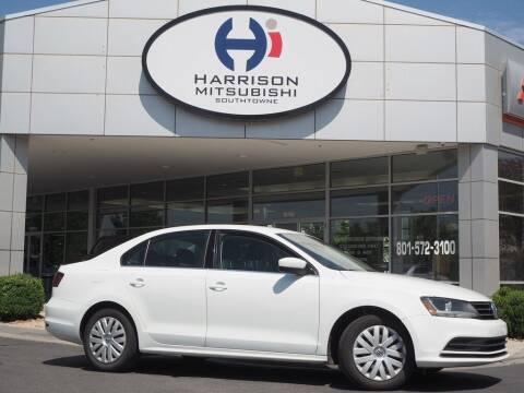 2017 Volkswagen Jetta for sale at Harrison Imports in Sandy UT