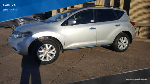 2011 Nissan Murano for sale at CARTIVA in Stillwater MN